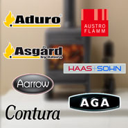 Stoves by Manufacturer